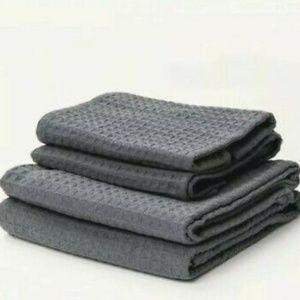 Bathen Waffle Towels